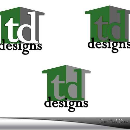Runner-up design by DevHol Design