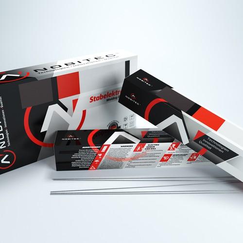 Runner-up design by rali_