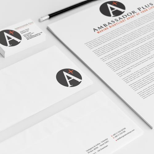 Runner-up design by AG Communication