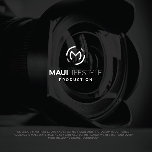 Logo Design for Maui Real Estate and Lifestyle Productions Company Design por kamiali66