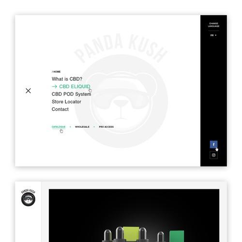 Runner-up design by netDesigner