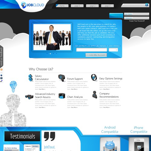 Design finalista por Virtual Sidekick