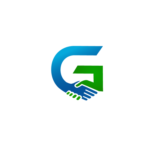 logo g with handshake logo design contest 99designs logo g with handshake logo design