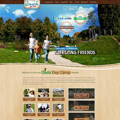 Ontwerp van finalist webdesignunited