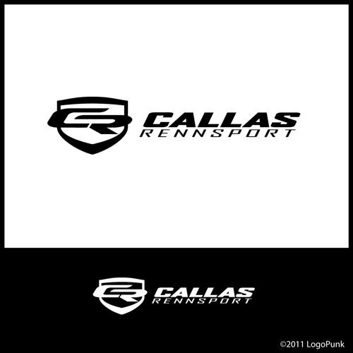 Ontwerp van finalist logopunk