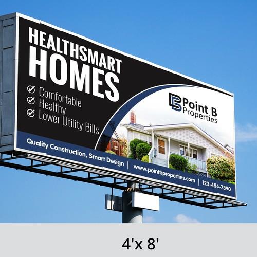 Zweitplatziertes Design von Graphics House