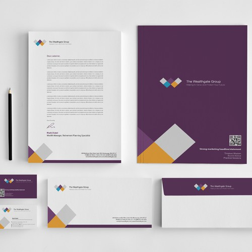 Runner-up design by Advero