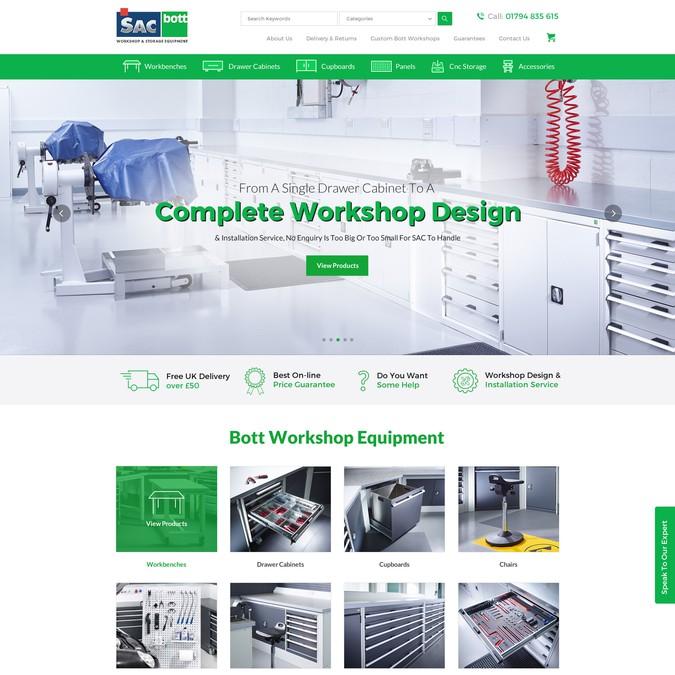 Winning design by Behria Tech