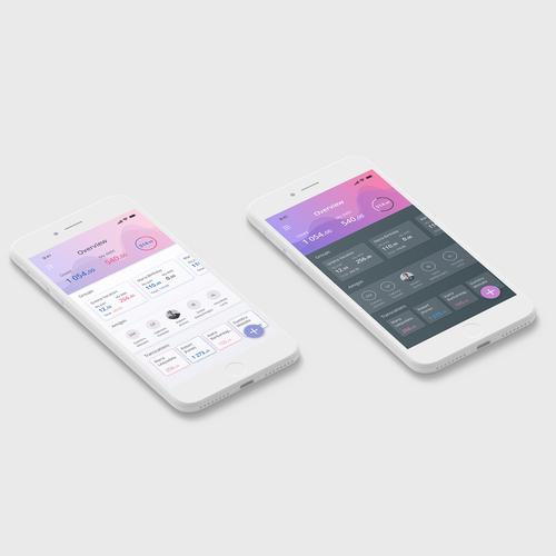 Runner-up design by Cloud 9