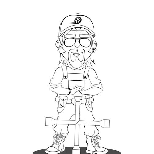 Diseño finalista de Illustration(Random)