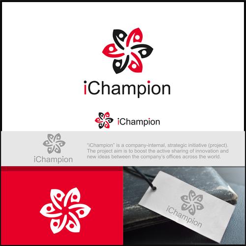 Runner-up design by Khalif™