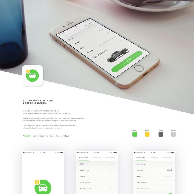 Winning design by Re Brand