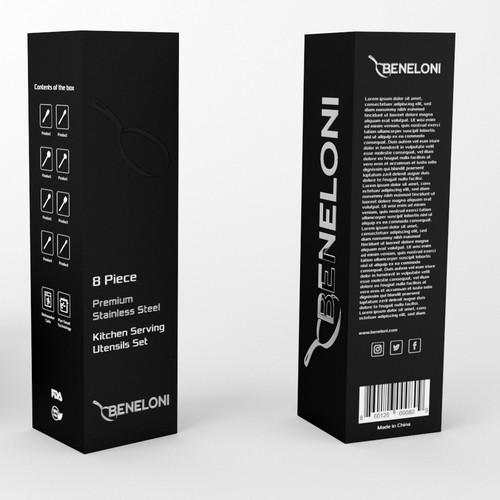 Runner-up design by Andras Balogh