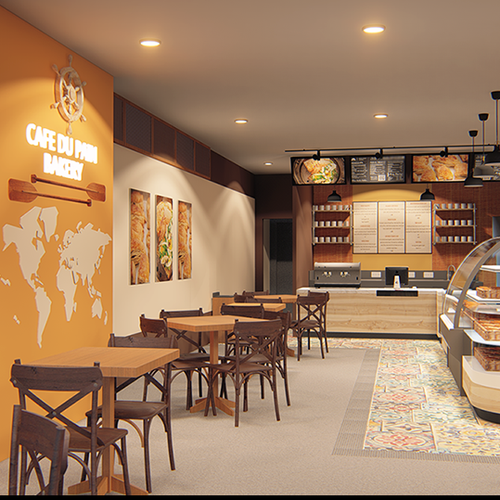 Create The Best Looking/Most Delicious Bakery Interior ...