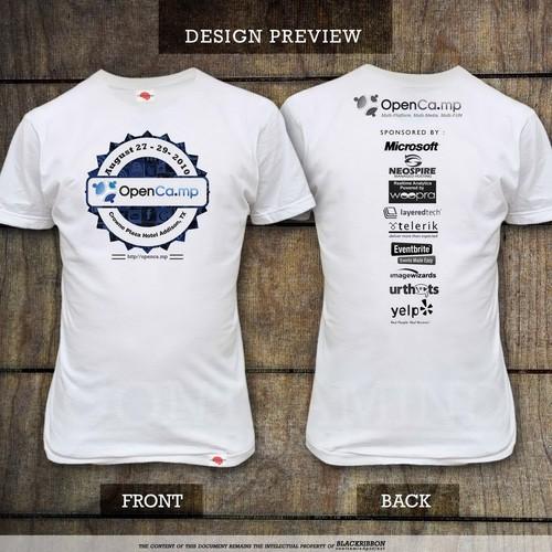 Runner-up design by werka