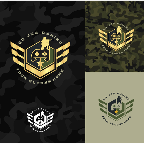Runner-up design by ☑️ Joe Abelgas ™