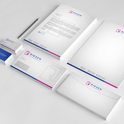 Design finalista por upwork