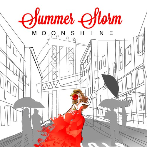 Runner-up design by Ava N Garda