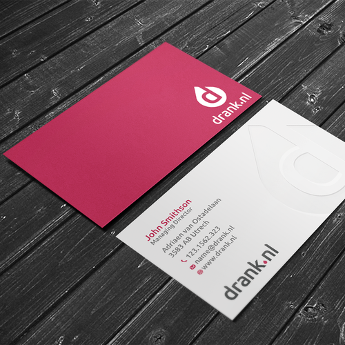 Online liquor store drank business card letterhead business entries from this contest colourmoves