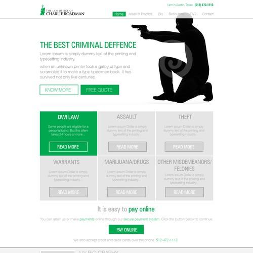 Runner-up design by Vebiz Solutions
