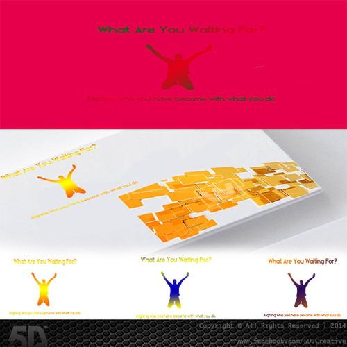 Runner-up design by 5D Creative