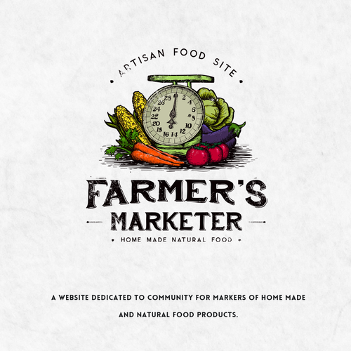 Logo For Artisan Food Site Design by EARCH
