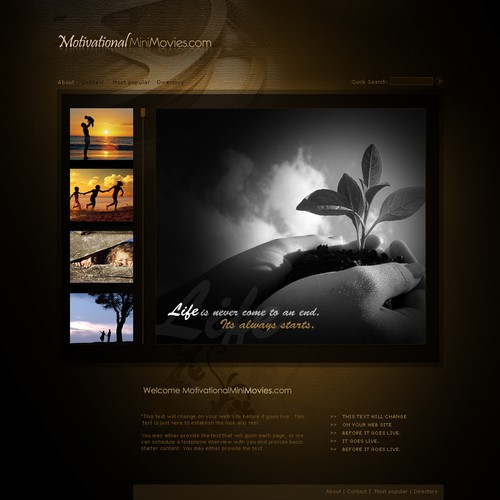 Runner-up design by NARRA