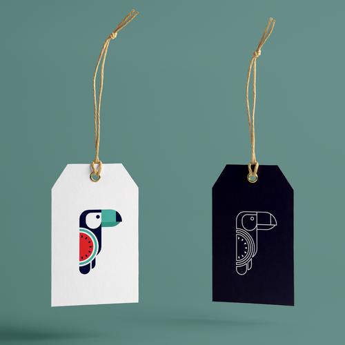 Runner-up design by Viola@