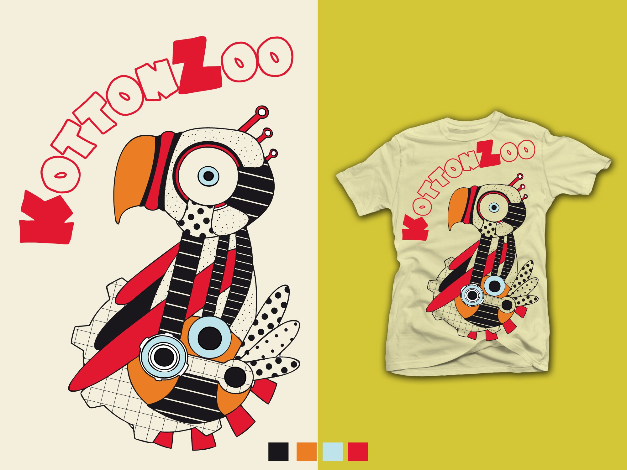 T-Shirts by Giulio Rossi