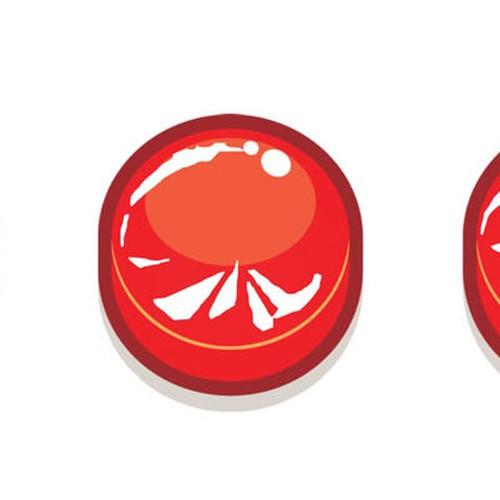 Runner-up design by milten