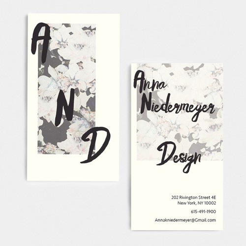 Create a beautiful designer business card Design by LimesDesigns