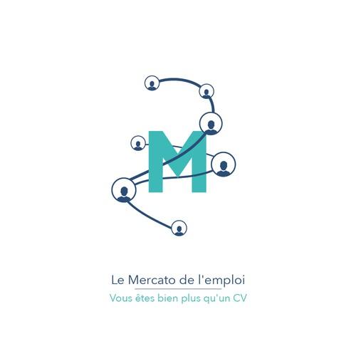 cr u00e9er le logo de la 1 u00e8re plateforme collaborative de