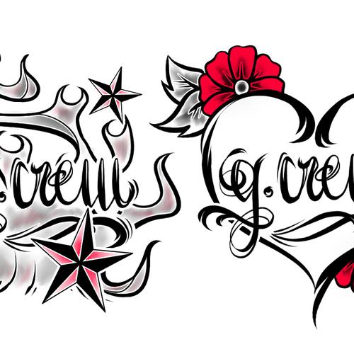 Runner-up design by Karina Aguiar