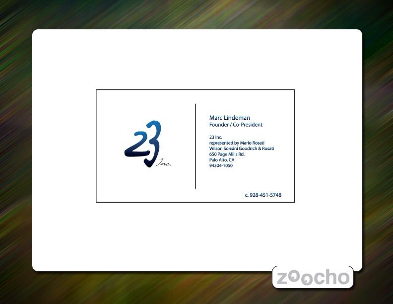 Design gagnant de Zoocho