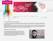 Web page design by kpp0209