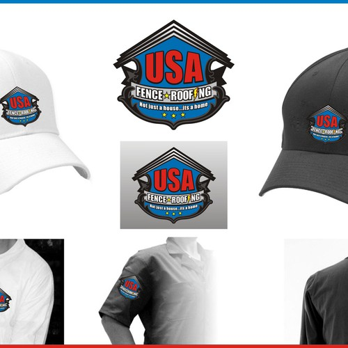 Runner-up design by T.I.Design