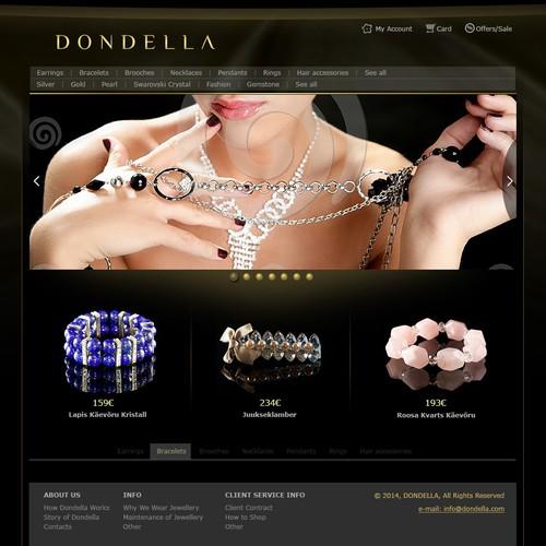 Design finalista por Bona25