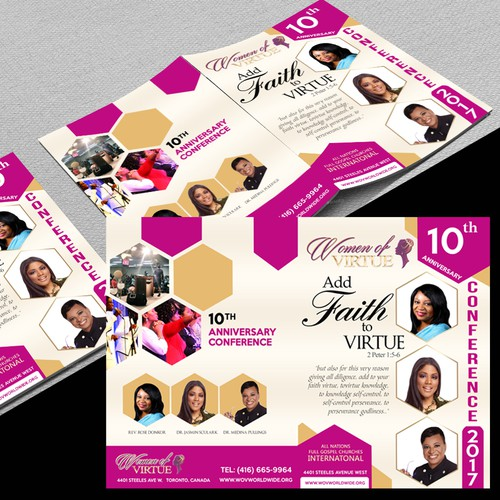 Runner-up design by anw GRAPHIC