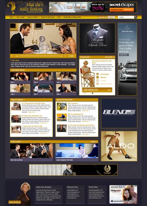 Design gagnant de raw-media