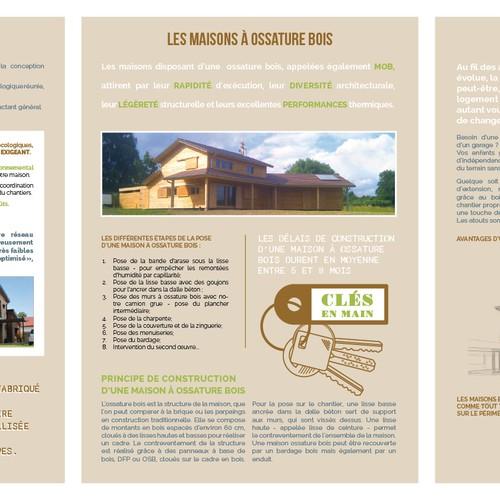 Plaquette Corporate : Associer Le Moderne De La Com Avec