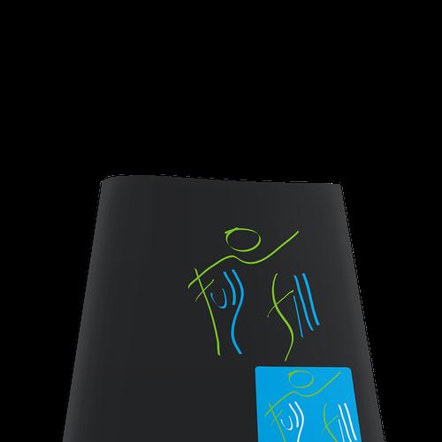 Runner-up design by Evaf