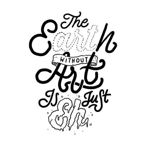 Community Contest | Illustrate your favorite creative quote (multiple winners!) Design by stevenmink