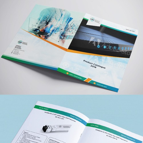 Runner-up design by AHM™