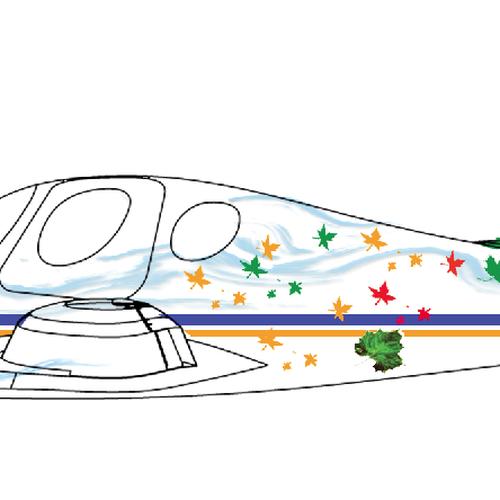 Diseño finalista de sorbet