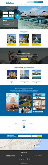 Winning design by dzineStylize
