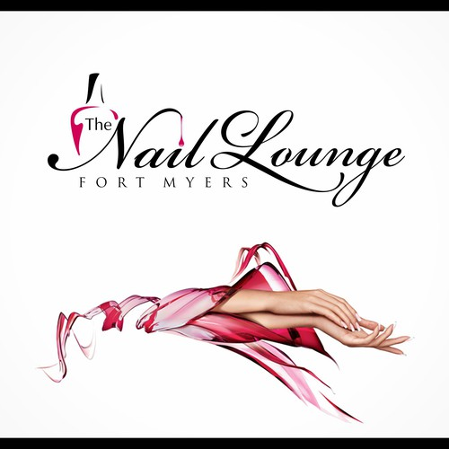 I Need A Very Nice Stylish Catchy And Trendy Logo For My New Nail Salon Name Quot The Nail Lounge