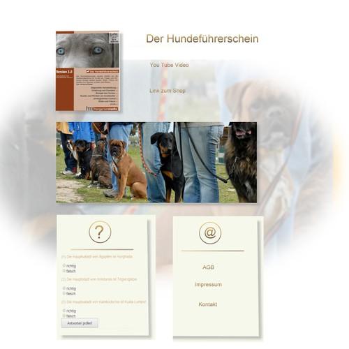 Design finalista por webDESIGNwerkstatt