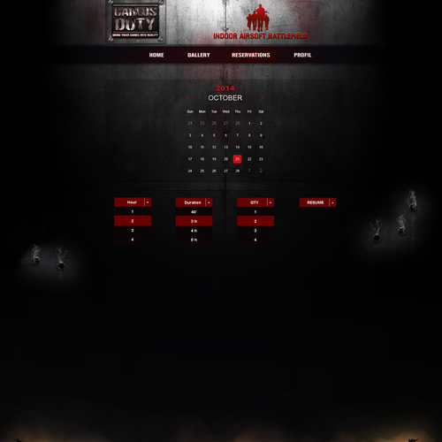 Runner-up design by PixelDicer