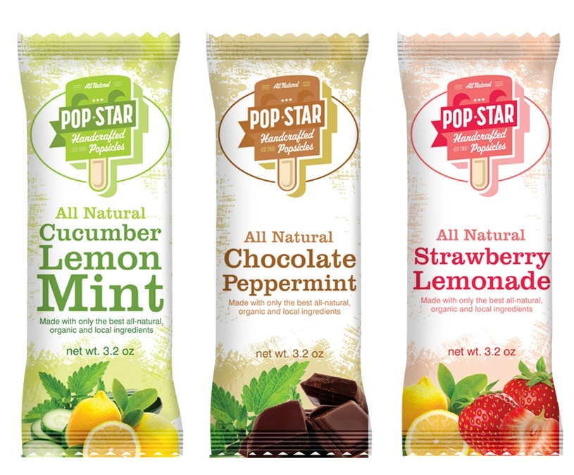 Create The Next Product Packaging For Pop Star Handcrafted