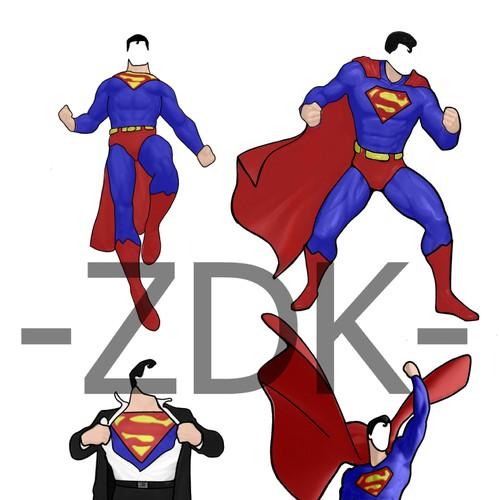 Runner-up design by Zdkfreelance